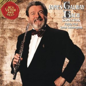 James Galway的專輯James Galway Plays Bach Sonatas
