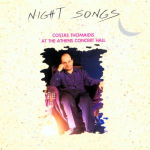 Album Tragoudia Tis Nixtas/Night Songs from Kostas Thomaidis