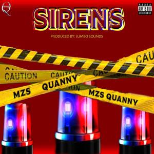 Album Sirens (Explicit) from Mzs Quanny