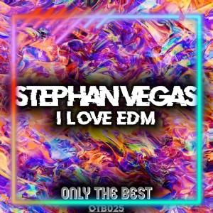Album I Love EDM from Stephan Vegas
