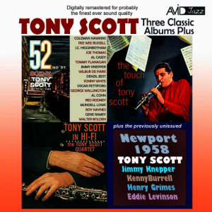 Listen to Rock Me but Don't Roll Me (The Touch of Tony Scott) [Remastered] (Remastered) song with lyrics from Tony Scott