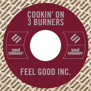 Album Feel Good Inc. from Cookin' On 3 Burners