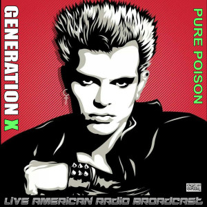 Album Pure Poison (Live) from Generation x