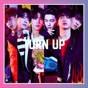 GOT7的專輯Turn Up (Complete Edition)