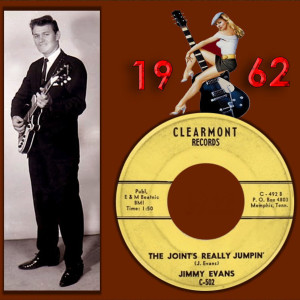 Album The Joint's Really Jumpin' from Jimmy Evans