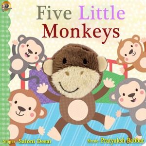 Five Little Monkeys (Kids Songs) dari SALONI DESAI