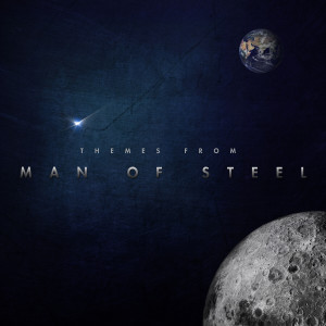 Album Themes from the Man of Steel from The Evolved