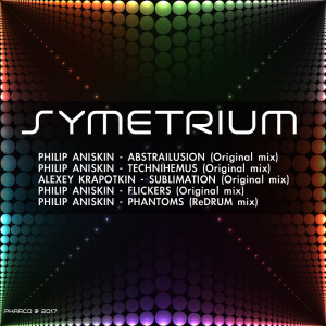 Album Symetrium from Philip Aniskin