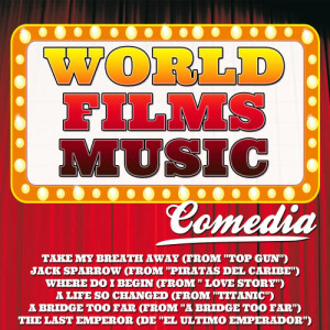 Album World Films Music-Comedia from The Film Band