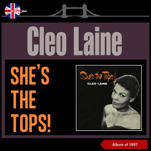 Cleo Laine的專輯She's the Tops!