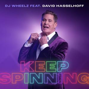 Album Keep Spinning from David Hasselhoff