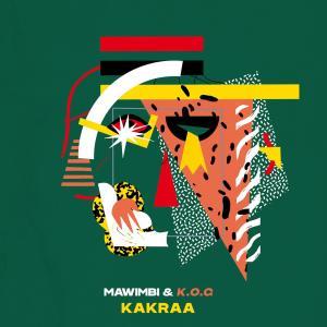 Album Kakraa from Mawimbi