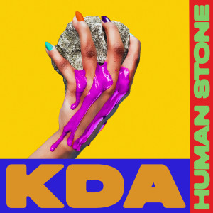 Album The Human Stone from KDA