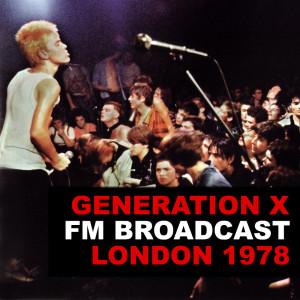 Generation X FM Broadcast London 1978