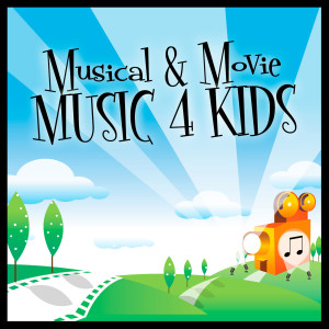 Album Musical & Movie Music 4 Kids from Animation Soundtrack Ensemble