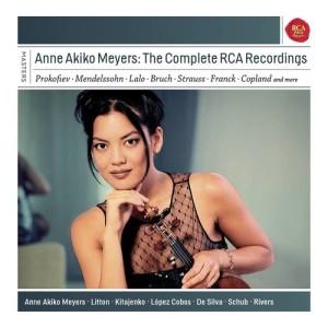 Anne Akiko Meyers的專輯Anne Akiko Meyers - The Complete RCA Recordings
