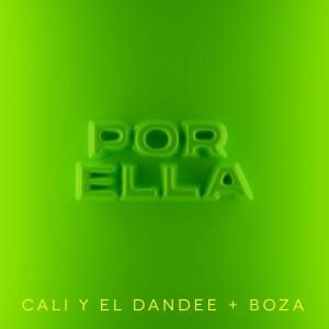 Cali Y El Dandee的專輯Por Ella