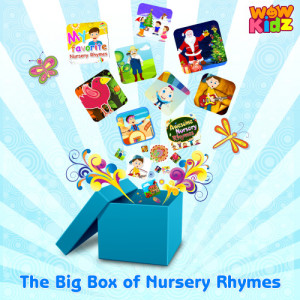 WowKidz的專輯The Big Box of Nursery Rhymes