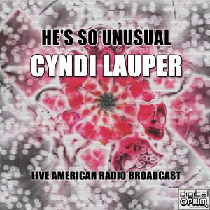 Cyndi Lauper的專輯He's So Unusual (Live)