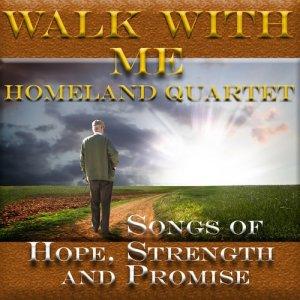Album Walk with Me from Homeland Quartet