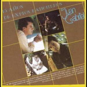 收聽Juan Gabriel的Lágrimas y Lluvia歌詞歌曲