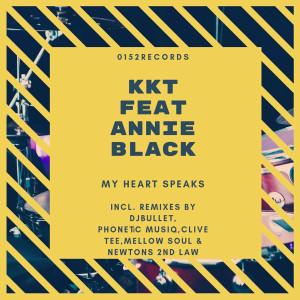 Album My Heart Speaks from KKT