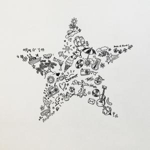 Kim Woo Joo的專輯夏日的星