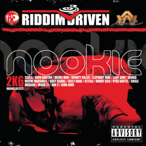 Album Riddim Driven: Nookie 2k6 from Various Artists