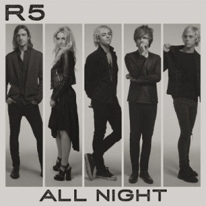 Album All Night from R5