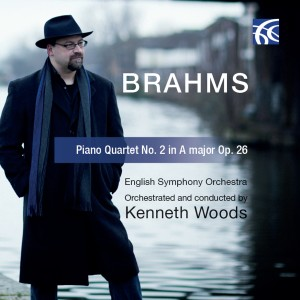 English Symphony Orchestra的專輯Brahms: Piano Quartet No. 2 in a Major, Op. 26 for Orchestra