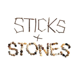 Album Sticks & Stones from Ice Water Brown