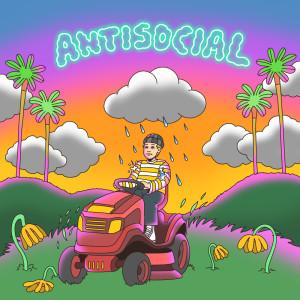 Album ANTISOCIAL from Jordan Jack