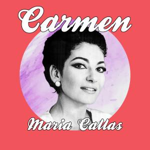 Album Carmen from Maria Callas