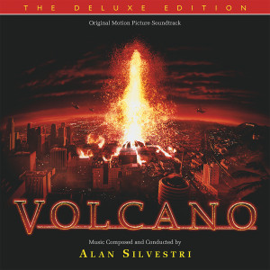 Album Volcano from Alan Silvestri
