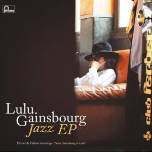 Jazz EP 2011 Lulu Gainsbourg