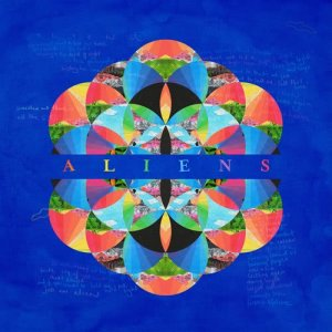 Coldplay的專輯A L I E N S