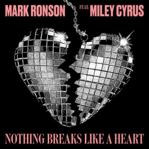 Listen to Nothing Breaks Like a Heart song with lyrics from Mark Ronson