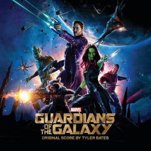 Album Guardians of the Galaxy from Tyler Bates