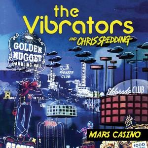 Album Mars Casino from Chris Spedding