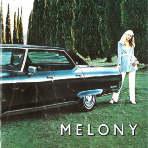 Album Satisfiction from Melony