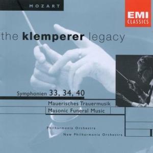收聽Otto Klemperer的Symphony No. 40 in G Minor, K.550 (2000 - Remaster): III. Menuetto歌詞歌曲
