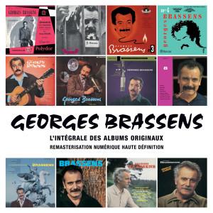 Intégrale des albums originaux 2010 Georges Brassens