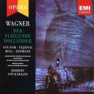 Album Wagner: Der Fliegende Holländer from Kurt Moll