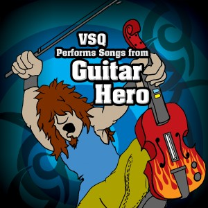 VSQ Performs Songs from Guitar Hero