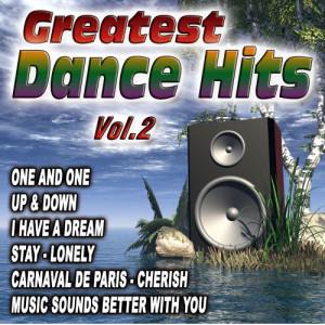 Album Latin Dance Hits Vol.2 from Disco Band