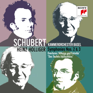 Album Symphony No. 3 in D Major, D. 200/II. Allegretto from Kammerorchester Basel