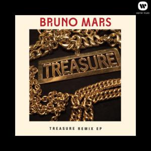 Bruno Mars的專輯Treasure Remix EP