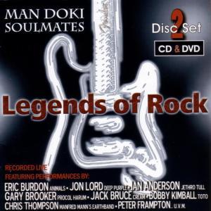Album Legends of Rock from Man Doki Soulmates