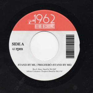 Album Stand by Me / Pregherò (Stand by Me) from Adriano Celentano