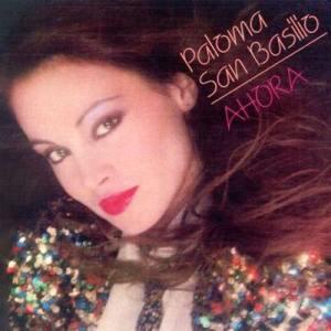 Album Ahora from Paloma San Basilio